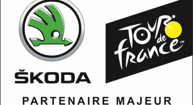 Skoda toujours à l'honneur pour le départ TOUR DE FRANCE 2019
