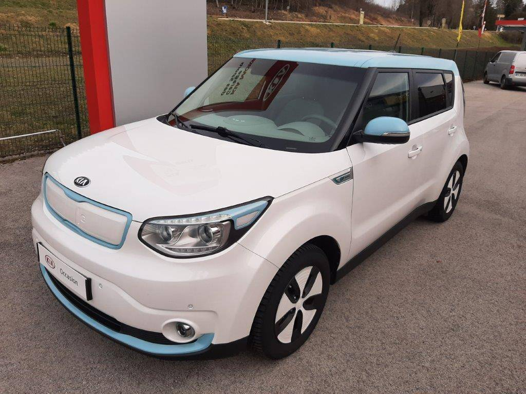 Soul EV Electrique 110 ch  Ultimate - photo 1/54