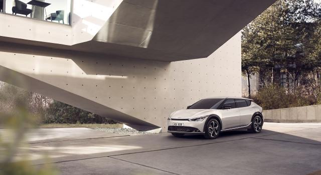 Lancement du nouveau Kia EV6, le SUV 100% électrique 4 roues motrices