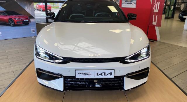 Kia EV6, le crossover 100% électrique hautes performances